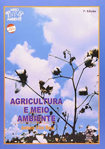 9788570568946: Agricultura e Meio Ambiente