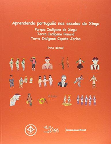 Aprendendo português nas escolas do Xingu :