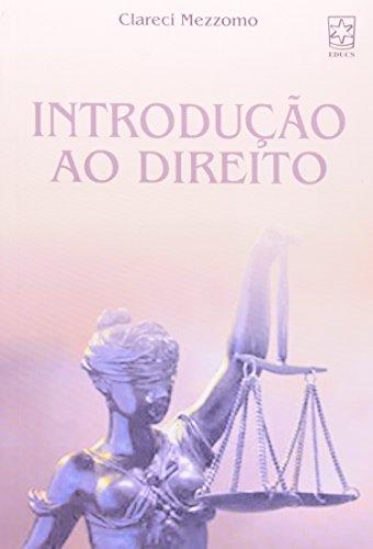 9788570616265: Introducao ao Direito