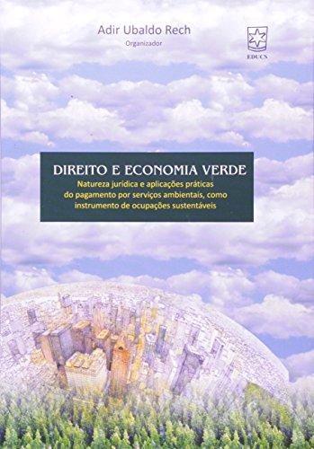 9788570616333: Direito e Economia Verde