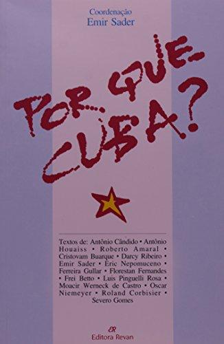 9788571060456: Por Que Cuba? (Em Portuguese do Brasil)
