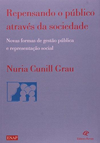 9788571061613: Repensando O Publico Atraves Da Sociedade (Em Portuguese do Brasil)