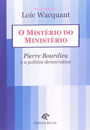 9788571063143: O Mistério Do Ministério (Em Portuguese do Brasil)