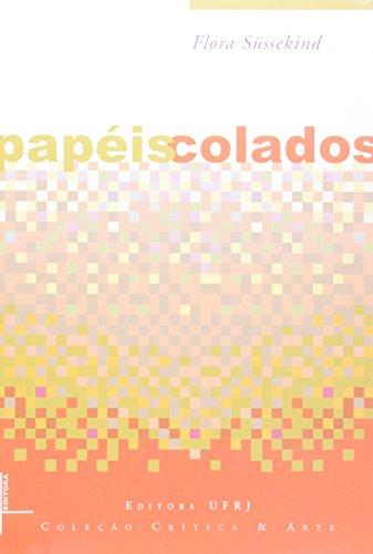 9788571080799: Papeis colados (Portuguese Edition)