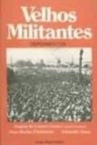 VELHOS MILITANTES: DEPOIMENTOS (ANTROPOLOGIA SOCIAL): ZAHAR , JORGE