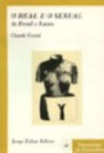 9788571103085: Real e o Sexual. De Freud a Lacan (Em Portuguese do Brasil)