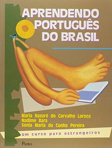 9788571130654: Apprendendo Português do Brasil. Um curso para estrangeiros