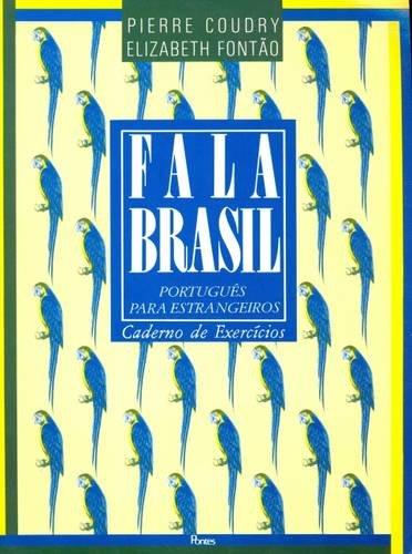 9788571130838: Fala Brasil : Português para estrangeiros, Caderno de Exercicios: Cuaderno De Exercicios