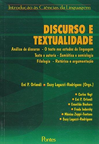 9788571132276: Discurso e Textualidade