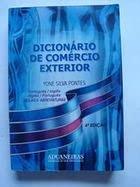 Dicionario de comercio exterior: Portugues-ingles, ingles-portugues (Portuguese: n/a