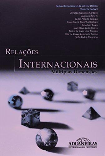 9788571294226: Relações Internacionais