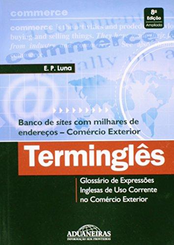 9788571295223: Terminglês (Em Portuguese do Brasil)