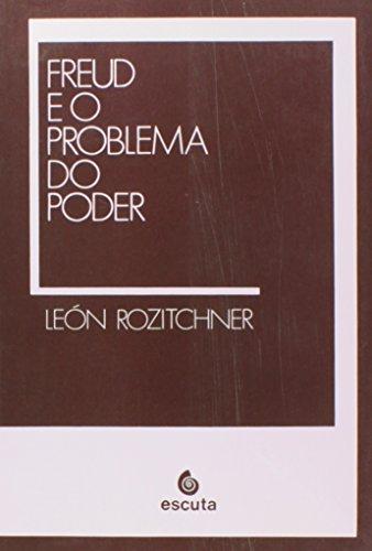 9788571370166: Freud e o Problema do Poder (Em Portuguese do Brasil)