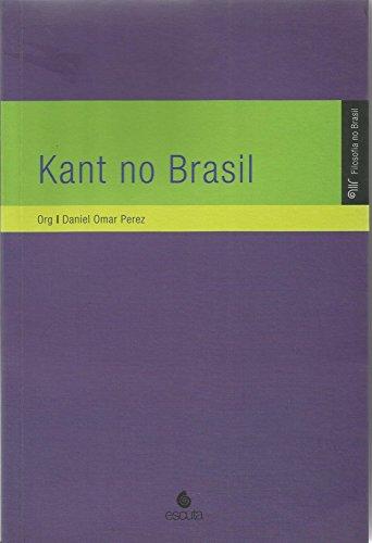 9788571372429: KANT NO BRASIL