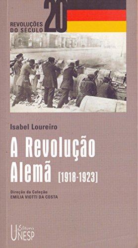 9788571396272: A Revolução Alemã (Portuguese Edition)