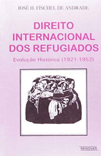 9788571470132: Direito Internacional dos Refugiados. Evolução Histórica 1921-1952 (Em Portuguese do Brasil)