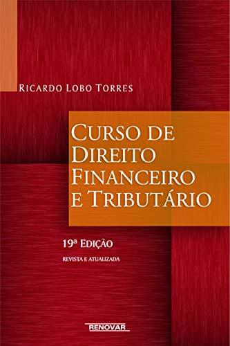 9788571478459: Curso de Direito Financeiro e Tributário (Em Portuguese do Brasil)