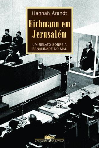 9788571649620: Eichmann Em Jerusalem (Em Portugues do Brasil)