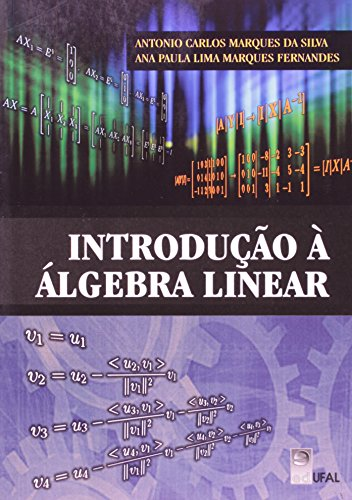 9788571775565: Introducao a algebra Linear