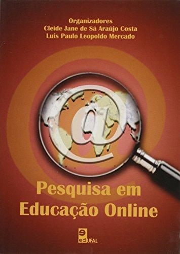 9788571775893: Pesquisa em Educacao Online