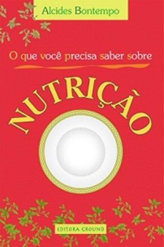 9788571870536: O Que Você Precisa Saber Sobre Nutrição (Em Portuguese do Brasil)