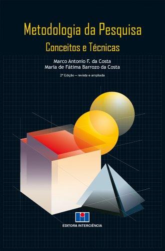 9788571932098: Metodologia da Pesquisa: Conceitos e Tecnicas