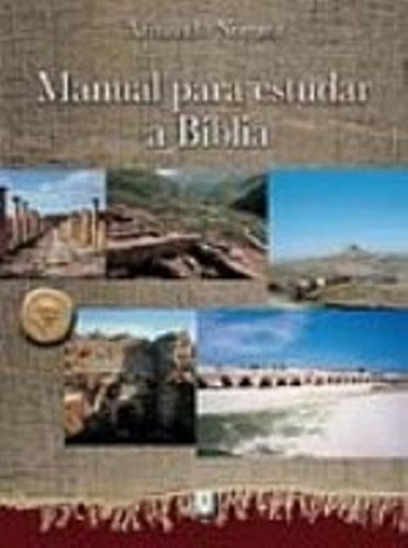 9788572009461: Manual para Estudar a Bíblia