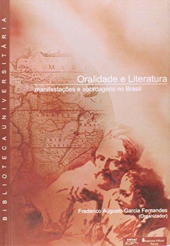 ORALIDADE E LITERATURA: MANISFESTACOES E ABORDAGENS NO: Maria Luiza Machado