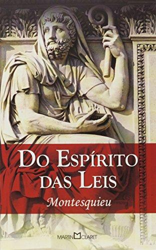 9788572326445: Do Espirito Das Leis (Em Portuguese do Brasil)