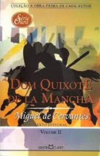 Don Quixote de la Mancha. Vol.II.,: Cervantes, Miguel de