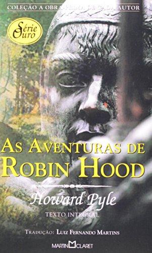 9788572327688: As Aventuras De Robin Hood (Em Portuguese do Brasil)