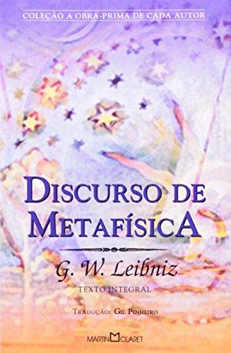 9788572327763: Discurso de Metafisica (Em Portuguese do Brasil)