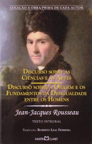 9788572327985: Discurso Sobre a Origem e os Fundamentos da Desigualdade Entre os Homens (Em Portuguese do Brasil)