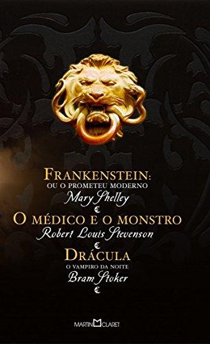 9788572328135: Frankenstein ou o Prometeu Moderno. O Médico e o Monstro. Drácula (Em Portuguese do Brasil)