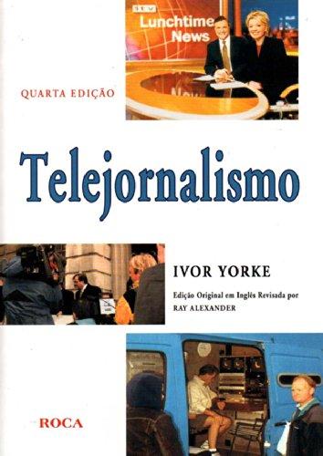 9788572416566: Telejornalismo (Em Portuguese do Brasil)