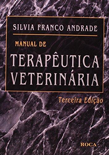 9788572417501: Manual de Terapêutica Veterinária (Em Portuguese do Brasil)