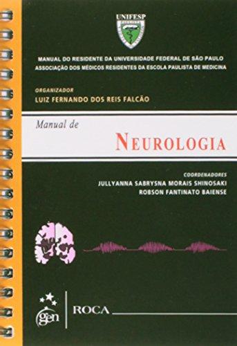 9788572418348: Manual De Neurologia Manual Do Residente Da Universidade Federal De São Paulo UNIFESP (Em Portuguese do Brasil)