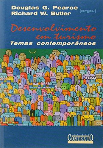 9788572441971: Desenvolvimento em Turismo. Temas Contemporâneos (Em Portuguese do Brasil)