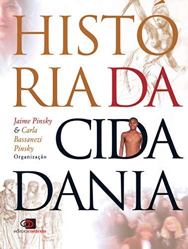 9788572442176: História da cidadania (Portuguese Edition)