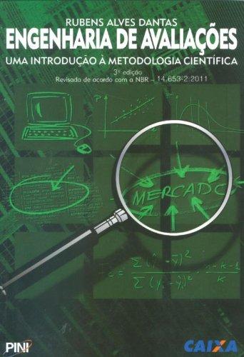 9788572662598: Engenharia de Avaliações. Uma Introdução à Metodologia Científica
