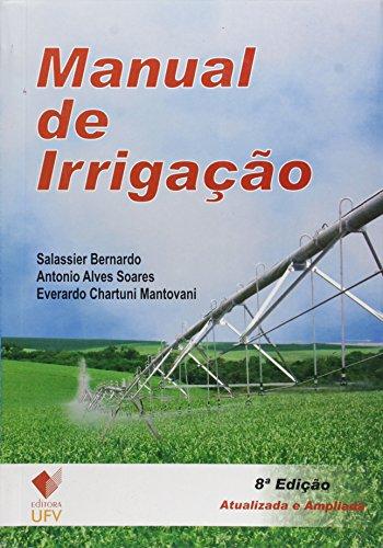 9788572692427: MANUAL DE IRRIGACAO - 8 ED.