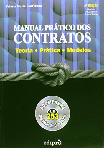 9788572835862: Manual Pratico dos Contratos