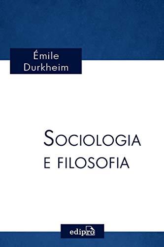 9788572839136: Sociologia e Filosofia