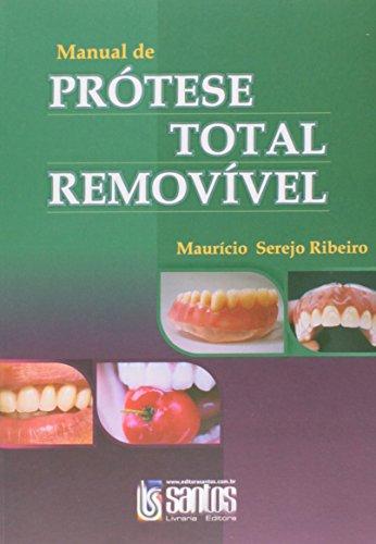 9788572885829: Manual De Prótese Total Removível (Em Portuguese do Brasil)