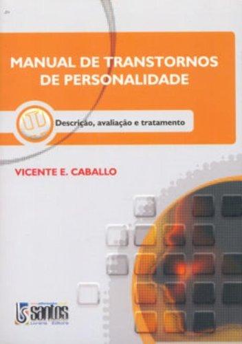 9788572886710: Manual de Transtornos de Personalidade (Em Portuguese do Brasil)