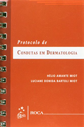 9788572889810: Protocolo De Condutas Em Dermatologia (Em Portuguese do Brasil)