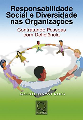 9788573036534: Responsabilidade Social e Diversidade nas Organizações (Em Portuguese do Brasil)