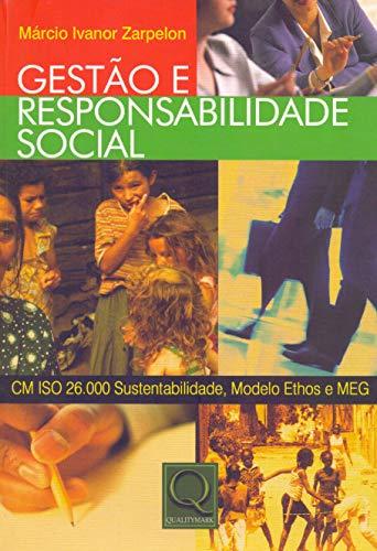 9788573039696: Gestão E Responsabilidade Social