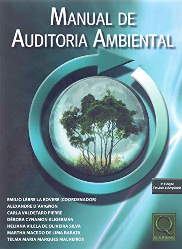 9788573039931: Manual de Auditoria Ambiental