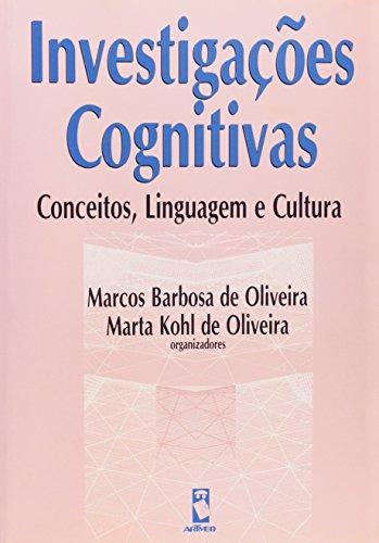 9788573075205: Investigações Cognitivas. Conceitos, Linguagem e Cultura (Em Portuguese do Brasil)